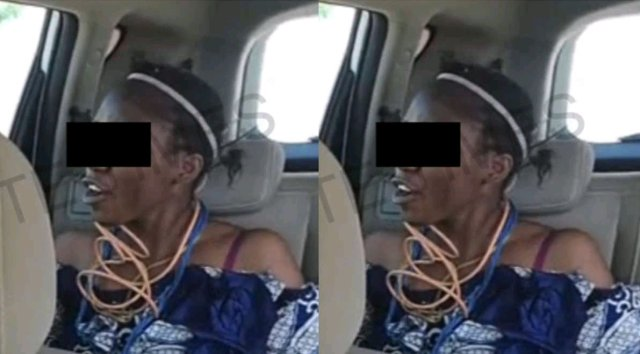 True Live Story of How Nigerian Lady Who Went To Work As A Maid In Saudi Arabia, Faked Madness To Escape Death