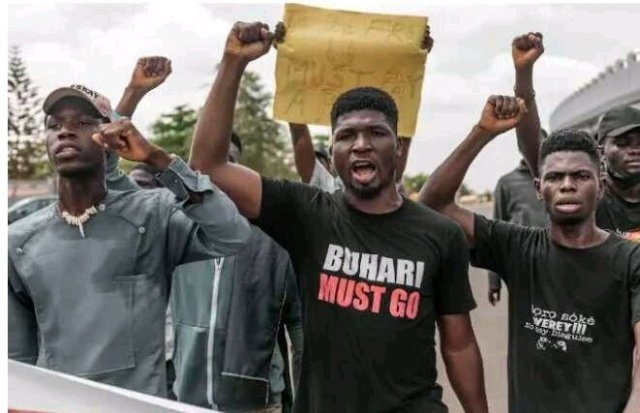 """""""Buhari Must Go"""" Protest At Dunamis - Concern Christian Groups Holds  Communiqué on """"Threat to the Church"""""""