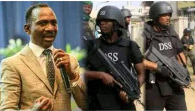 """""""My Church Is Not A Protest Ground"""", Pastor Enenche Speaks On Arrest Of Activists By Dss Operatives"""