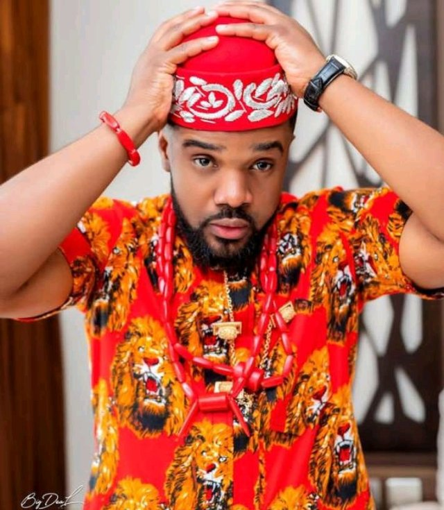 """""""What My Eyes Saw In Oba Is Making Me Catch Cold, I Followed Ritualists To Do Dorime"""" - Williams Uchemba"""