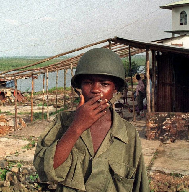 I Sacrificed About 20,000 Children And Ate Their Hearts During The War, Ex-Liberian Commander Joshua Blahyi  Shockingly Confesses