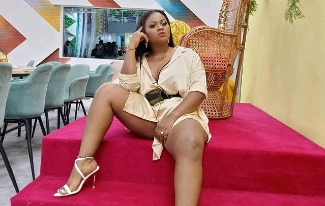 BBNaija 2021: Tega Reunites With Husband After Being Trolled for Having An Affair With Boma (Video)