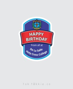 SCHOOL BDAY LABELS – DLSHCC