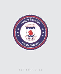 SCHOOL BDAY LABELS – Grayston
