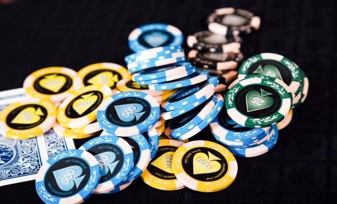 ラスベガスのカジノのチップ