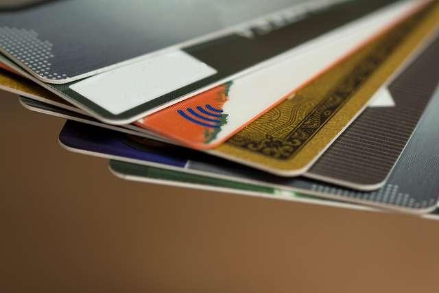 クレジットカードの種類