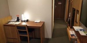 ゴジラが目印のホテルグレイスリー@室内2