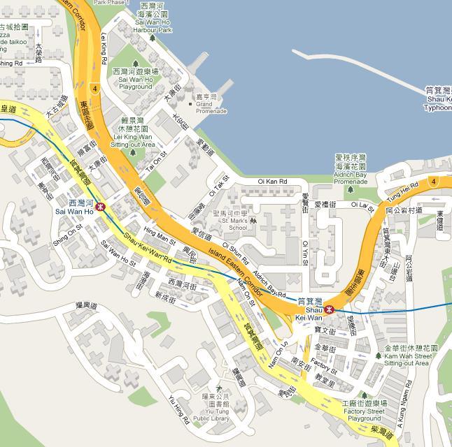 HK-筲箕灣