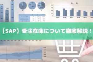 【SAP】受注在庫について徹底解説!