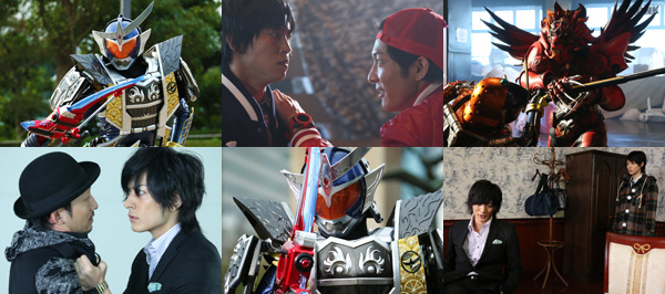 Next Week On Kamen Rider Gaim Episode 16