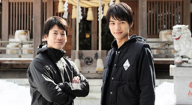 """Fourze"" Star, Souta Fukushi, Transforms Again For Suit Actor Movie"