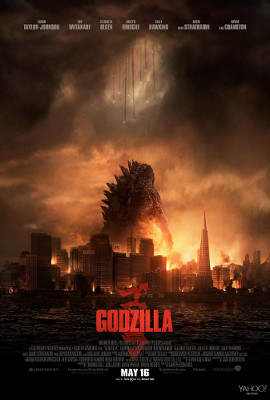 New Godzilla US Movie Poster Released