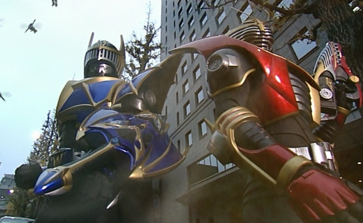 Kamen Rider Ryuki Blu-Ray Box Sets To Be Released This Summer