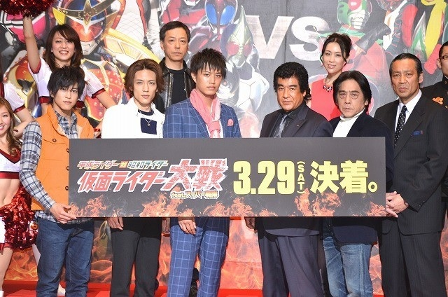 "Hiroshi Fujioka: ""My body trembled"" when transforming again after 38 years"