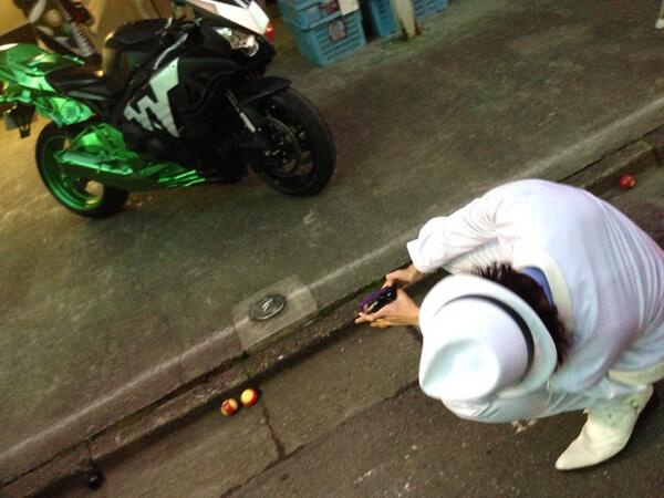 [4/14 TO 4/20] This Week in Toku Actor Blogs