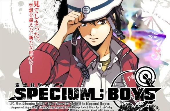 Specium-Boys