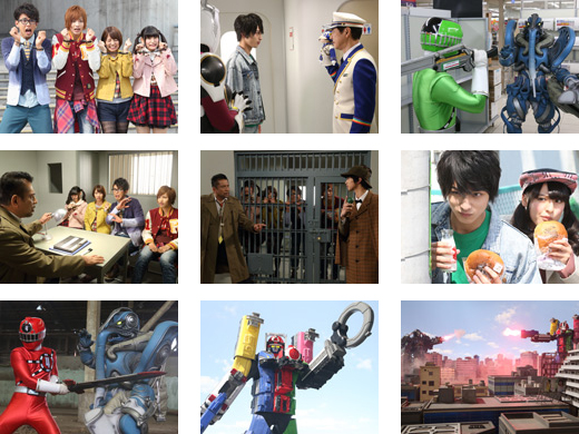 Next Week on Ressha Sentai ToQger: Station 14