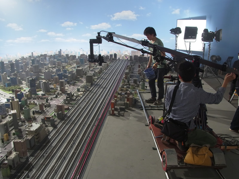 Interview with ToQger Special Effects Camera Crew