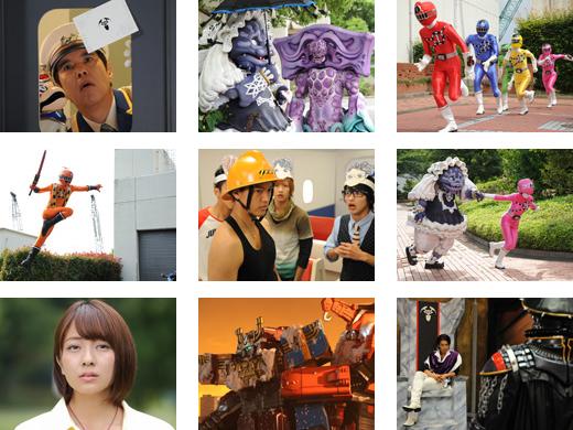 Next Week on Ressha Sentai ToQger: Station 21