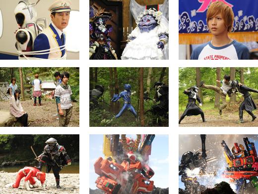 Next Week on Ressha Sentai ToQger: Station 23