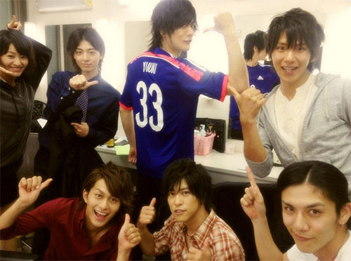 [7/6 to 7/15] This Week in Toku Actor Blogs