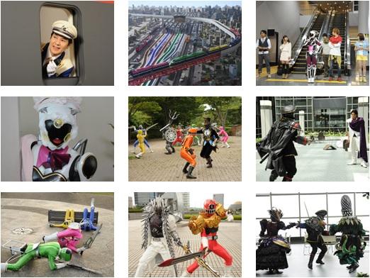 Next Time on Ressha Sentai ToQger: Station 31