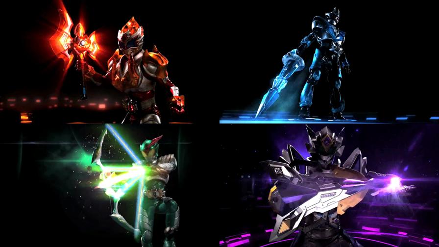 Armor Hero Season 4 Announced