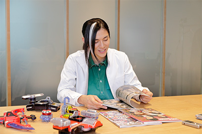 Premium Bandai Shop Interviews Ryoma Sengoku Actor