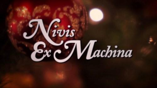 Nivis Ex Machina