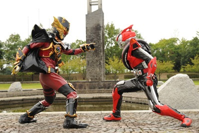 Kamen Rider × Kamen Rider Drive & Gaim: Movie War Full Throttle Summary