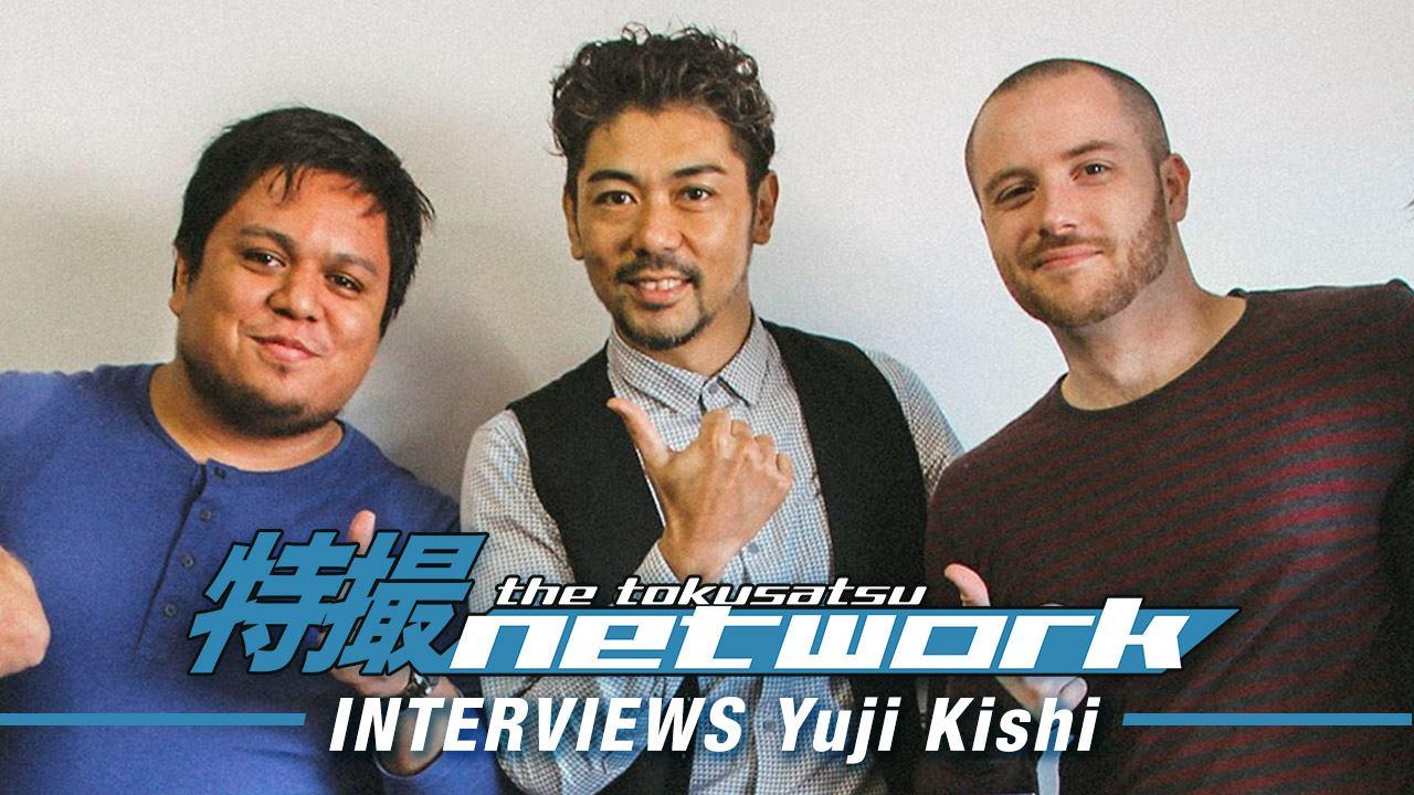 VIDEO: The Tokusatsu Network Interviews Carranger Actor, Yuji Kishi: Part 1