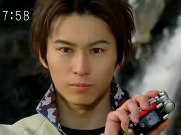 BoukenBlue, Masashi Mikami, To Appear in Kamen Rider Drive