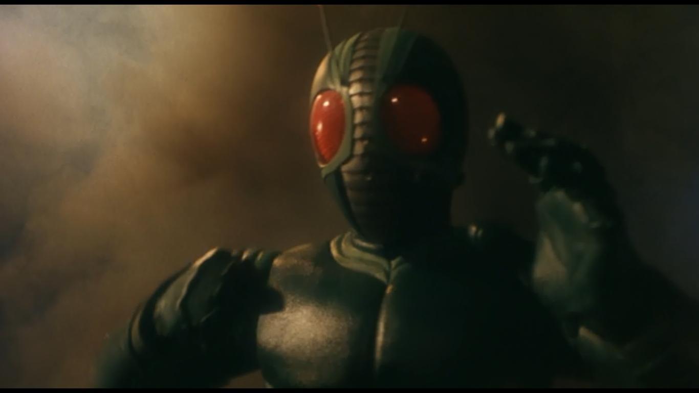 TokuNet Film Club: Kamen Rider J