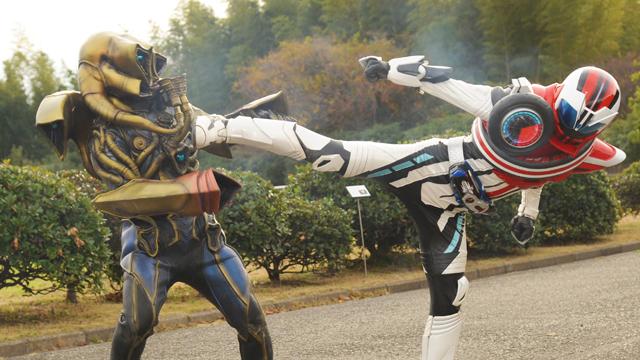 Next Time on Kamen Rider Drive: Episode 17