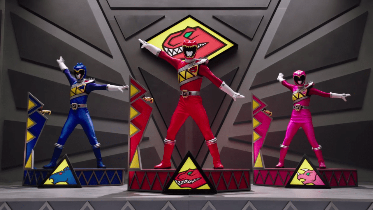 "Weekly Ranger Review: Dino Charge Episode 03, ""A Fool's Hour"""