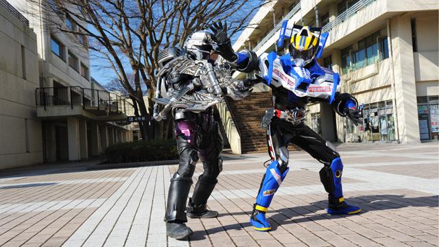 Next Time on Kamen Rider Drive: Episode 22