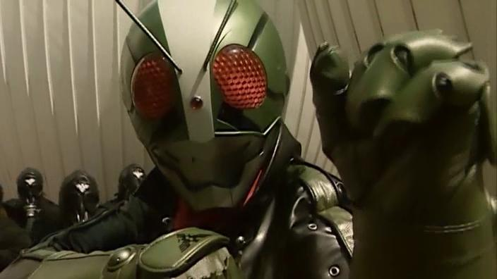 TokuNet Film Club: Kamen Rider: The First