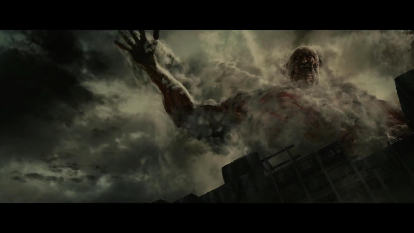 First Attack on Titan Teaser Revealed