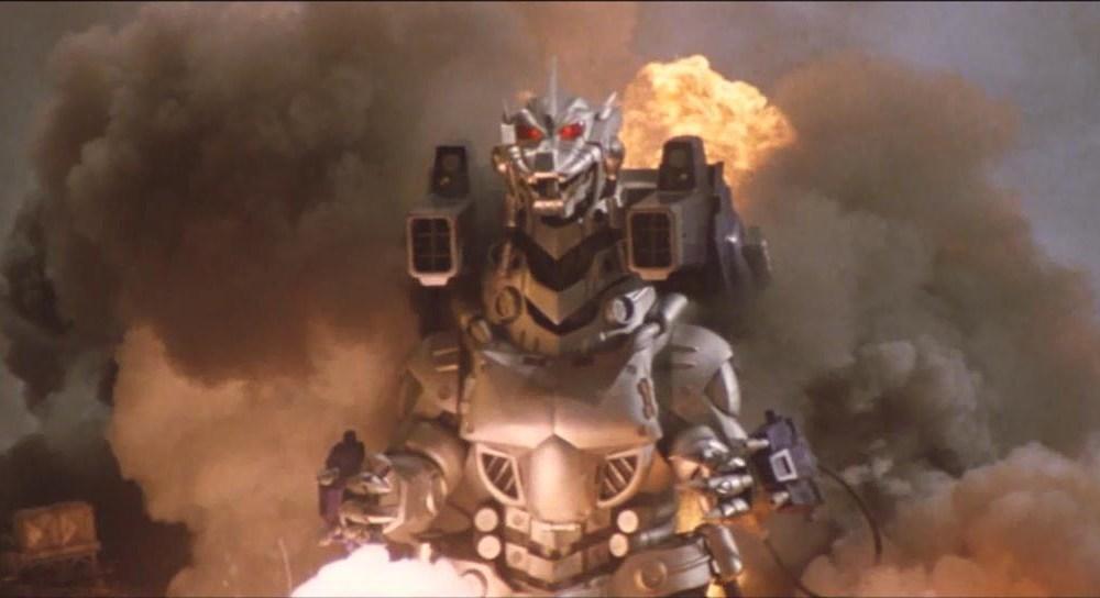 Tokunet Film Club Godzilla Against Mechagodzilla The