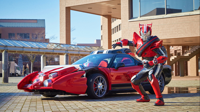 Next Time on Kamen Rider Drive: Episode 25