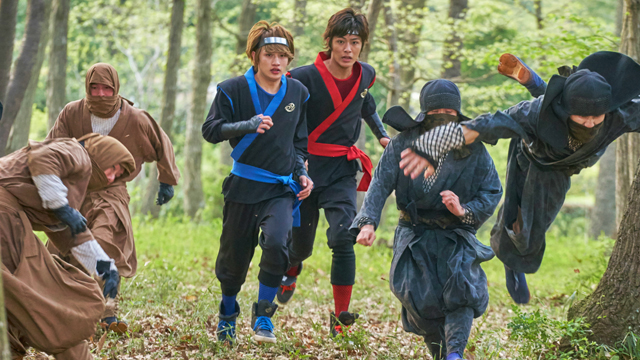 Next Week on Shuriken Sentai Ninninger: Shinobi 13