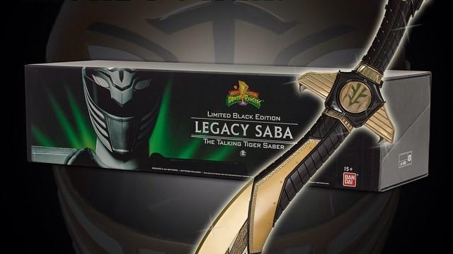 Bandai America Announces SDCC Exclusive Limited Black Edition Legacy Saba