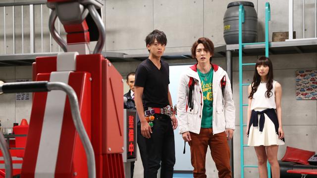 Next Time on Kamen Rider Drive: Episode 39