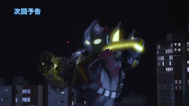 Ultraman X ep3
