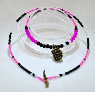 Kamen Rider Decade Necklace