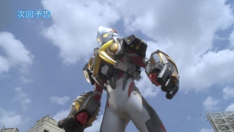 Ultraman X 7.5 Preview