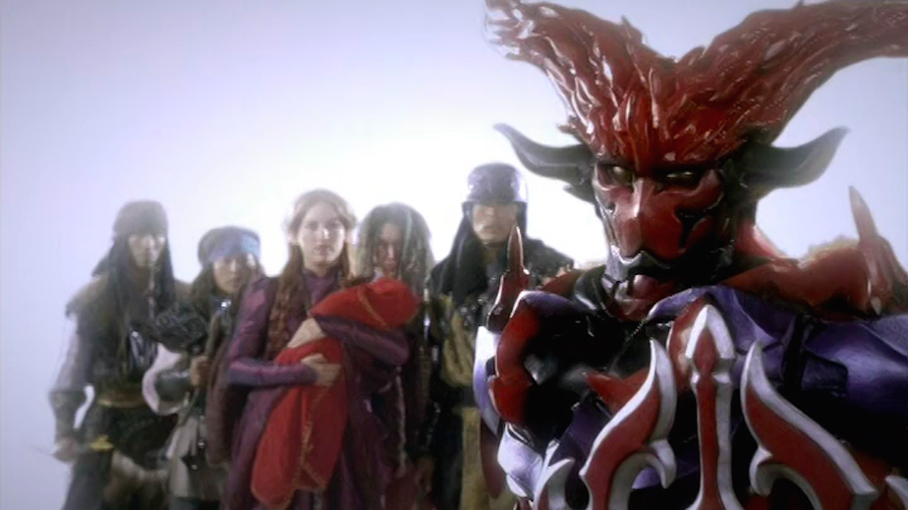"""Weekly Ranger Review: Mystic Force Episodes 22 & 23, """"Heir Apparent"""""""
