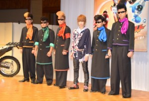The opening theme song will be performed by Kishidan.