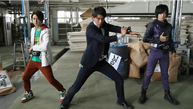 Next Time on Kamen Rider Drive: Final Episode