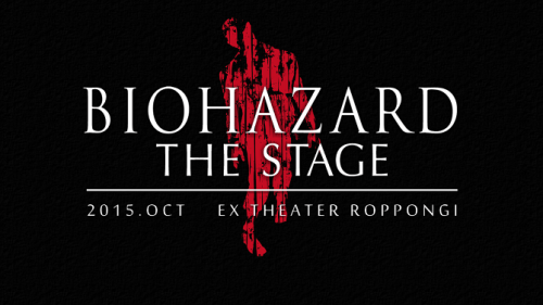 Tokusatsu Actors Cast in Biohazard / Resident Evil Stage Show